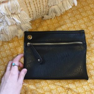 Urban Outfitters Bags - Urban Outfitters Black Clutch
